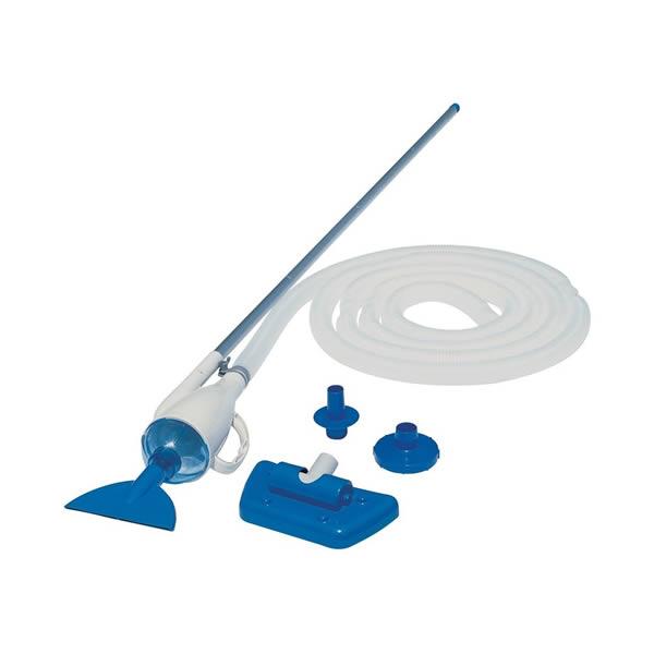 Orçamento de piscinas, equipamentos, acessórios. Projetos, implantação, manutenção. - Kits de Limpeza