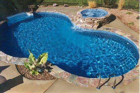 Orçamento de piscinas e construção de piscina de vinil, fibra ou alvenaria - Piscina para Academia